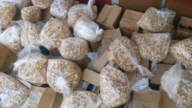 "Photo of مصادرة أكثر من 200 كيلو غرام ""أغذية أطفال"" فاسدة في طرطوس"