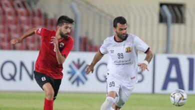 صورة الجيش السوري في مواجهة بطل موريتانيا ضمن البطولة العربية للأندية الأبطال