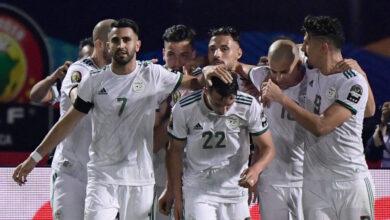 Photo of الجزائر تضرب بالثلاثة في طريقها إلى ربع نهائي أمم أفريقيا
