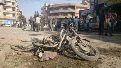 """صورة الدراجات المفخخة تحصد أرواح عناصر """"قسد"""" و""""الأسايش"""" شرق الفرات"""