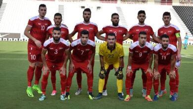 "Photo of الأولمبي السوري يتعادل مع فريق ""كوبان هولدينغ"" الروسي"