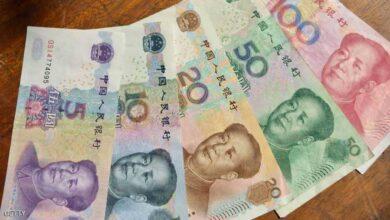 Photo of اليوان الصيني يتراجع لأدنى مستوياته أمام الدولار الأمريكي منذ 11 عاماً