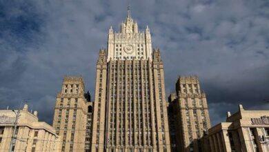 Photo of موسكو تدين محاولات واشنطن تعطيل معرض دمشق الدولي