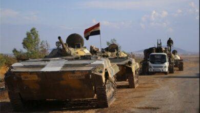 Photo of الجيش السوري يحرر مناطقاً محتلة منذ 7 سنوات