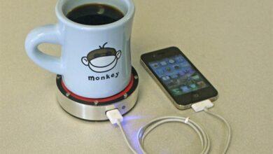 Photo of فائدة غير متوقعة للقهوة .. قد تشحن بطارية هاتفك!