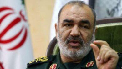 Photo of قائد الحرس الثوري: لسنا قلقين من الحرب العسكرية