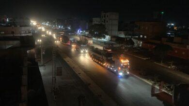 "Photo of واشنطن تدخل 200 شاحنة وعربة عسكرية إلى مدينة القامشلي دعما لميليشيا ""قسد"" الانفصالية"