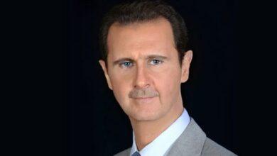 Photo of الرئيس الأسد في كلمة إلى القوات المسلحة بمناسبة عيد الجيش: لم تدخروا الغالي والنفيس في سبيل الدفاع عن الوطن وأبنائه وسطرتم أروع صور البطولة والفداء