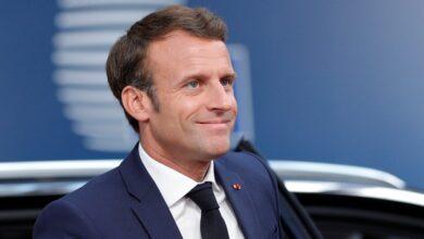 Photo of ماكرون يجدد لروحاني التزام فرنسا بالاتفاق النووي