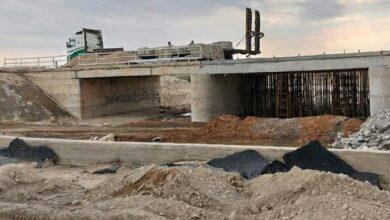 """Photo of """"النقل"""" تعيد تأهيل 7 جسور حيوية على الاتوستراد الدولي (تدمر- دير الزور)"""