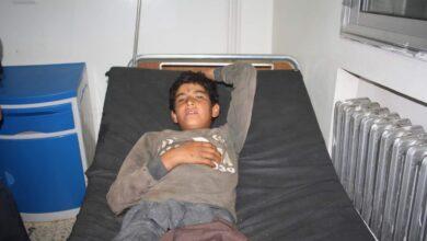 "Photo of استشهاد 3 أطفال وإصابة 6 بانفجار لغمين من مخلفات ""داعش"" بريف سلمية"