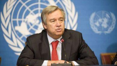 صورة الأمم المتحدة تعلن تشكيل اللجنة الدستورية السورية