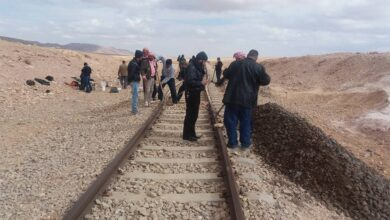 Photo of وزير النقل: قريباً تشغيل سكة القطار بين حمص ودمشق