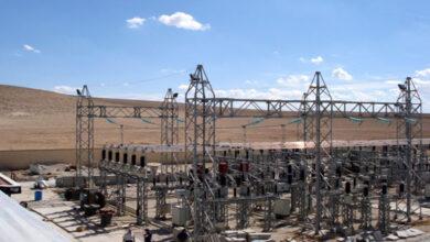 صورة أضرار شبكة الكهرباء في مورك جراء الإرهاب تتجاوز ملياري ليرة