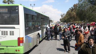 Photo of رحلة يومية بين القنيطرة ومدينة دمشق وبالعكس لتأمين نقل الركاب مساءً