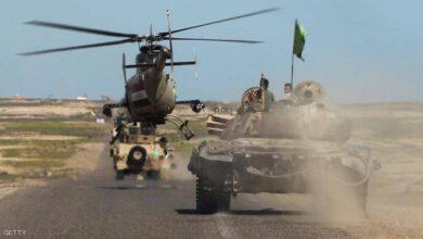 """Photo of انطلاق المرحلة الخامسة لعمليات """"إرادة النصر"""" بمشاركة عدة ألوية من الجيش العراقي"""