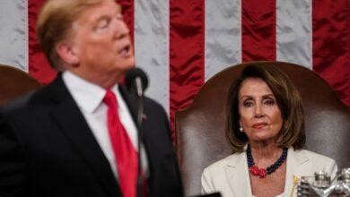 Photo of بيلوسي: الكونغرس سيمضي في إجراءات عزل ترامب