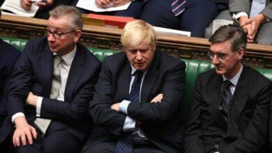 Photo of البرلمان البريطاني ينتصر على جونسون.. والأخير يهدد