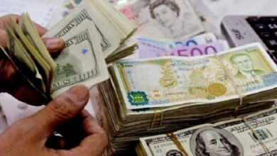 Photo of الأيتوني: متوقع هبوط الدولار إلى 500 ليرة