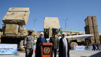 "Photo of لأول مرة إيران تعرض منظومة ""باور 373"" للدفاع الجوي"