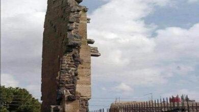 Photo of إنفاق ٥٠ مليون ليرة سورية على الأعمال الترميمية لبرج الأجراس
