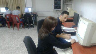 Photo of طلاب حماة يسجلون للمفاضلة بـ 11 مركزاً