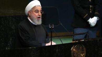"""Photo of روحاني يقدم مبادرة """"تحالف الأمل"""" في مقر الأمم المتحدة"""