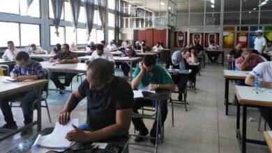 Photo of أكثر من 2300 طالب يتقدمون للامتحان الوطني الموحد لطب الأسنان