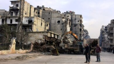 صورة مدلجي: مجلس مدينة حلب ملزم بتأمين السكن البديل لعائلات مناطق التطوير العقاري