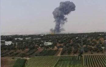 Photo of المركز الروسي للمصالحة: الضربة التي نفذها الجيش الأمريكي في إدلب عرضت نظام وقف إطلاق النار للخطر