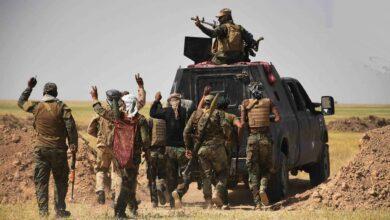 Photo of الحشد الشعبي يسقط طائرة مسيرة حاولت استهداف الجيش في سماء ديالى