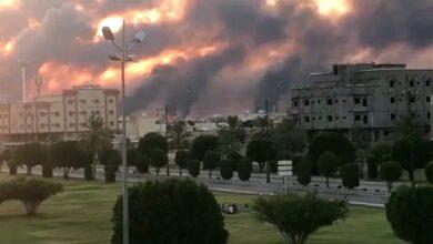 "Photo of الرياض وواشنطن يرجحان إطلاق صواريخ على أرامكو من ""قاعدة إيرانية"" في العراق"