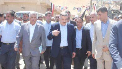 """Photo of الانتهاء من أعمال تأهيل محطة """"البو حمد"""" في ريف الرقة المحرر"""