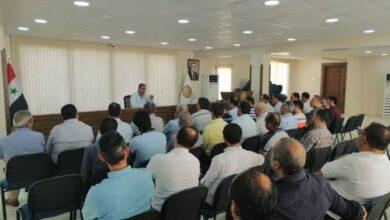 صورة صناعة حلب تحدّث بيانات مكتب التشغيل باحتياجات المنشآت للعمالة