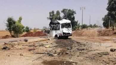 Photo of إصابة 4 عسكريين بجروح إثر تفجير إرهابيين عبوة ناسفة بريف درعا الغربي