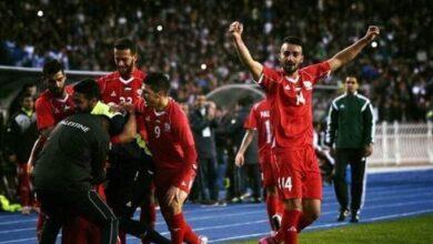 Photo of المنتخبات العربية تحقق نتائج إيجابية في أولى جولات التصفيات
