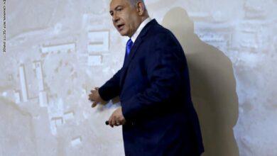Photo of نتنياهو يخطب ود الناخبين بإعلان ضم غور الأردن وشمال البحر الميت