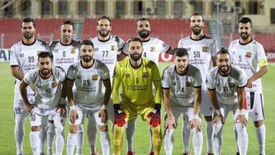 """صورة بداية """"صعبة"""" للزعيم السوري في البطولة العربية للأندية الأبطال"""