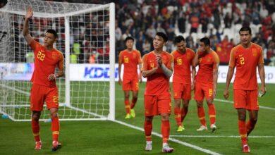 "Photo of ""نسور قاسيون"" يراقبون الصين.. انطلاق الجولة الثانية من تصفيات آسيا"