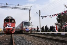Photo of ٦٩ ألف راكب و٢٣٢ ألف طن نقلتها القطارات في ٥ أشهر