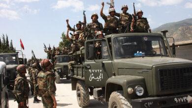 Photo of الجيش السوري في طريقه شمالا لرد العدوان التركي