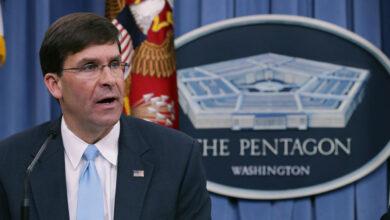 Photo of وزير الدفاع الأميركي: نستعد لسحب 1000 جندي من سورية بأسرع وقت