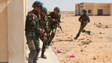 """Photo of الداخلية المصرية تعلن مقتل 13 """"إرهابياً"""" شمال سيناء"""