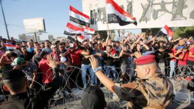 Photo of الجيش العراقي في حالة تأهب.. المظاهرات تتجدد وتتوسع