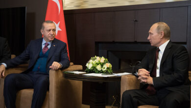 "Photo of إعلان ""بوتين – أردوغان"" حول سورية يؤكد العمل باتفاقية أضنة"