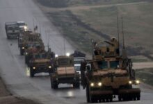 Photo of قوات الاحتلال الأمريكية تواصل انسحابها من سورية باتجاه العراق