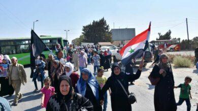 Photo of عودة أكثر من 400 أسرة لمنازلهم في مدينة القصير