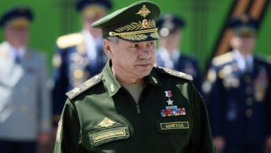 Photo of على وقع قرار ترامب.. محادثة هاتفية بين وزيري دفاع روسيا وأميركا