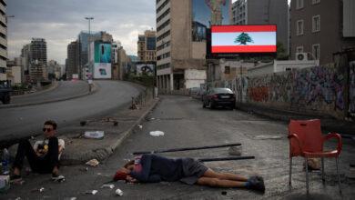 Photo of احتجاجات لبنان تدخل يومها السابع