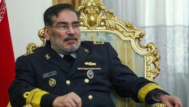 Photo of شمخاني يؤكد أن الاعتداء على ناقلة النفط الإيرانية لن يمر دون رد